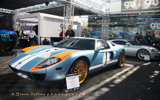GAS Ford GT Front 3-4