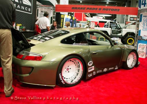 Hawk Porsche 911 LB Rear 3-4