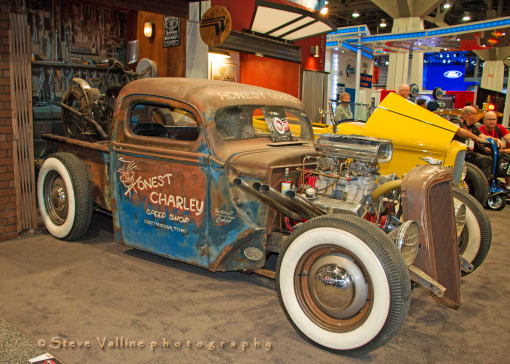 Honest Charlies Speed Shop Vintage